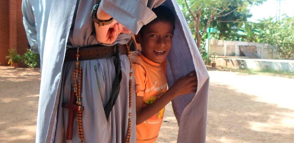 Frères de Saint-Jean à Pondichéry
