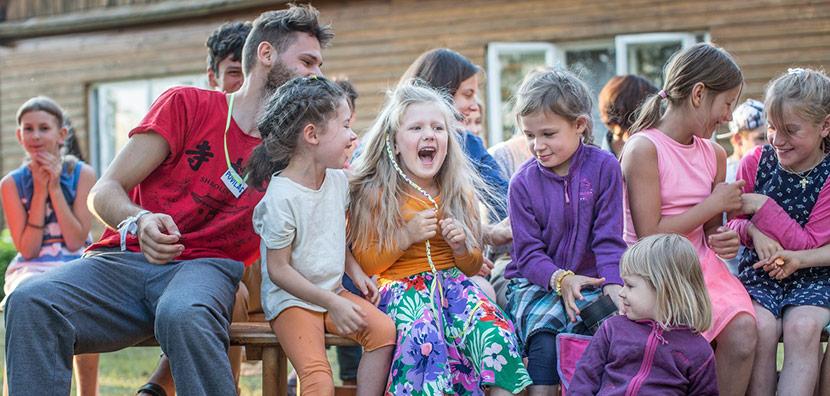 Festival des Familles à Vilnius en Lituanie
