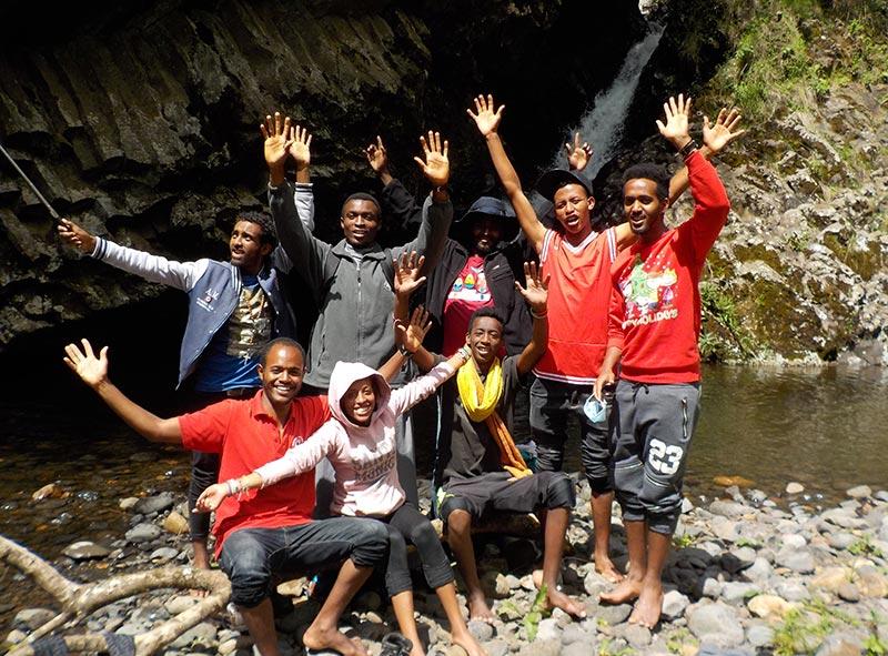 École de Vie Addis Abeba, Éthiopie
