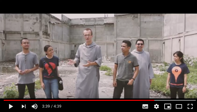 A new project for the Brothers of Saint John in Cebu