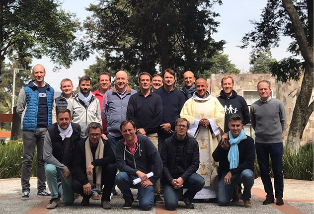 Mexico: Men's retreat with the Brothers of Saint John
