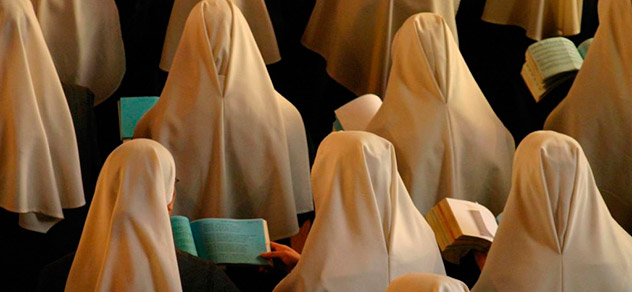 Contemplatives sisters