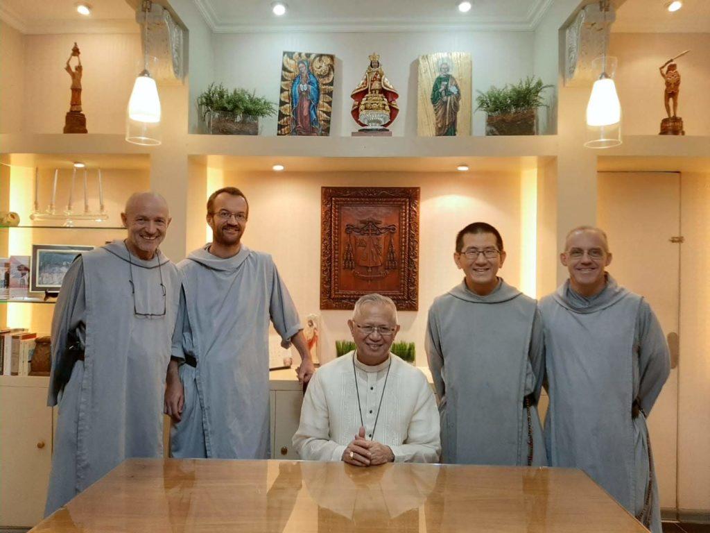 Vicariate meeting Asia Oceania