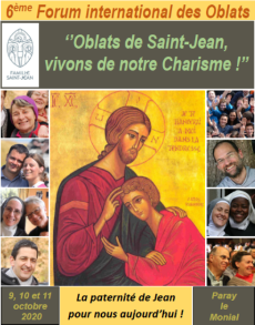 Forum for oblates 2020