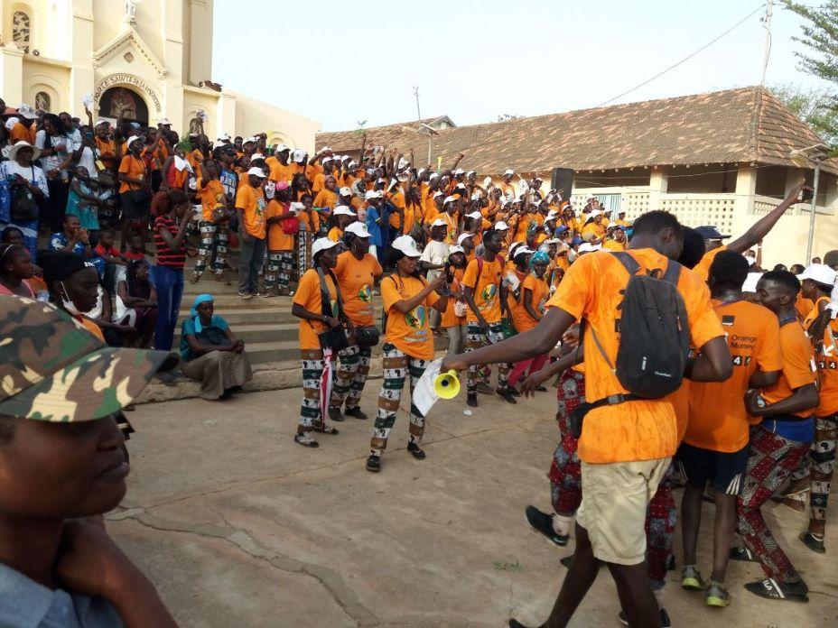 Brothers of Popongine Senegal
