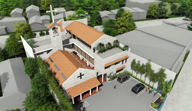 New priory in Cebu